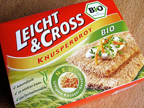 Leicht & Cross Bio-Knusperbrot