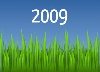 Biowachstum 2009