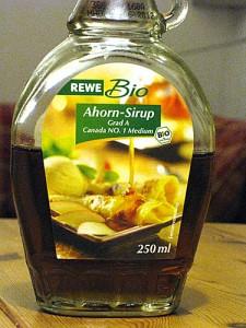 REWE Bio Ahornsirup