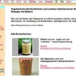 Fressnet-Rezeptsammlung Brotaufstriche