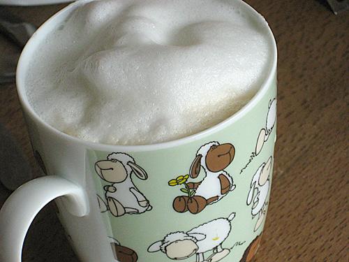 Kaffeeschaum