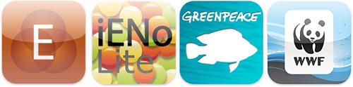 Apps für den Lebensmittel-Einkauf