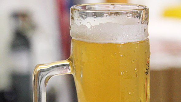 Bier in Zahlen