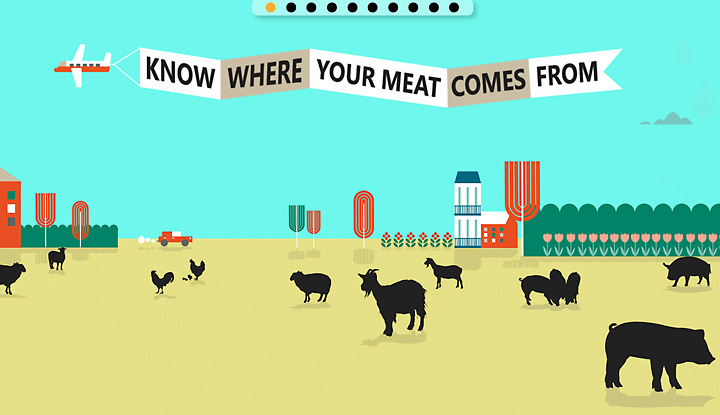 Where your meat comes from