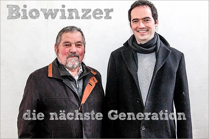 Biowinzer - die nächste Generation