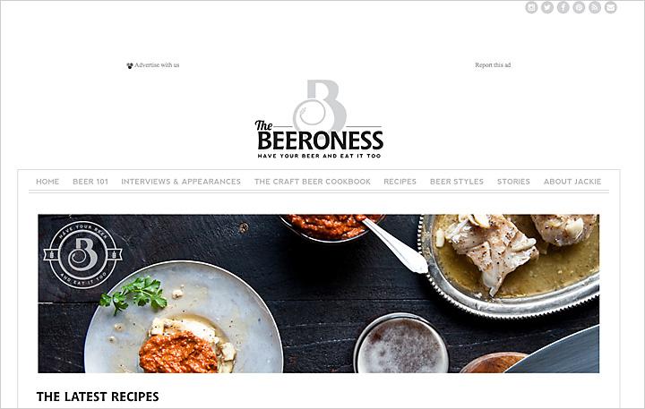 thebeeroness.com