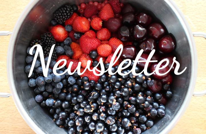 Der Testschmecker-Newsletter