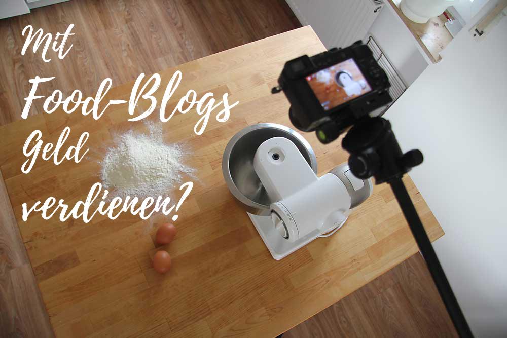 Kann man mit Food-Blogs Geld verdienen?