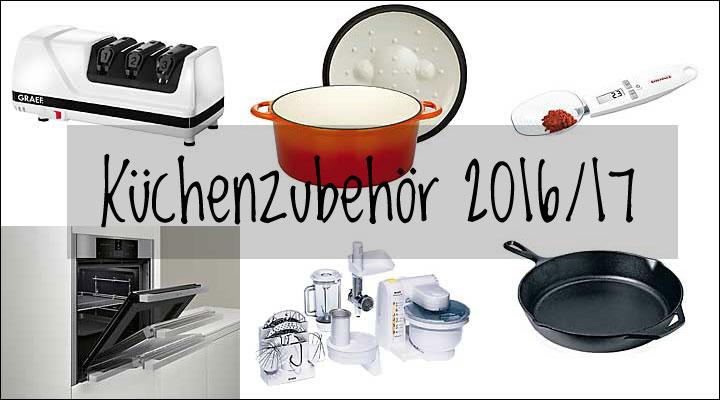 Küchenzubehör 2016/17