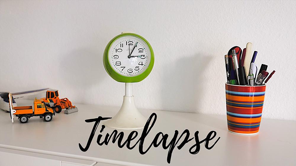 Timelapse-Aufnahmen lassen sich auch in der Küche sinnvoll einsetzen - ohne großen Aufwand und mit guten Ergebnissen.