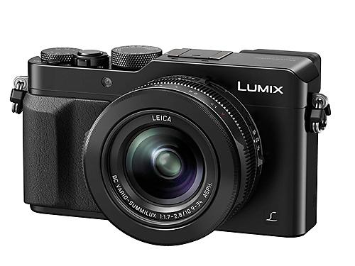 Die Lumix LX 100 hat ein gutes, lichtstarkes Objektiv.