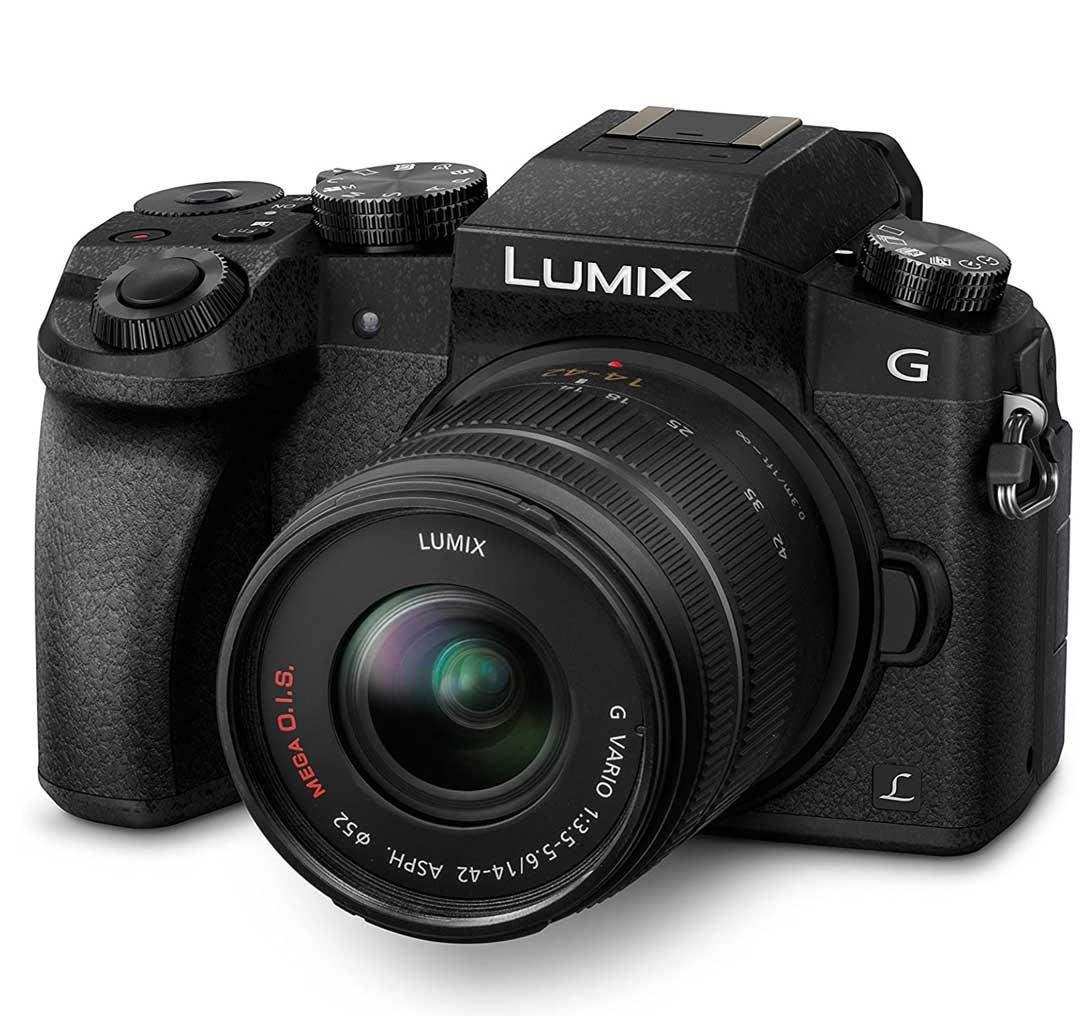 Mein Einsteiger-Tipp, wenn Video eine Rolle spielt: Die Lumix G70.