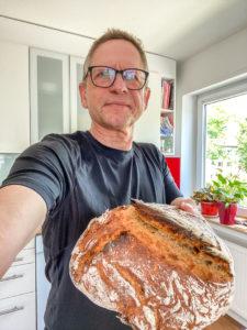 Das klassische Selfie taugt nur bedingt in der Küche.