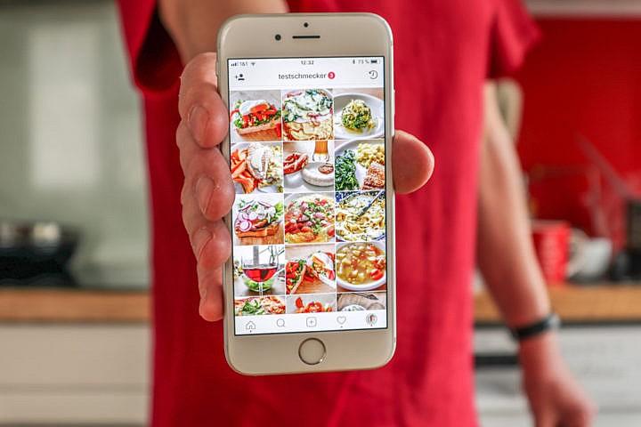 Der Instagram Leitfaden Instagram für Foodblogger 2020 enthält in kompakter Form alles, was Du zu Beginn wissen musst.