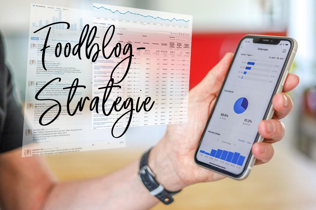 Foodblog-Strategie: Alles im Wandel.