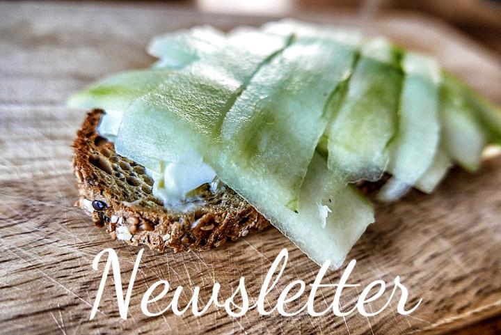 Der nächste Testschmecker-Newsletter steht an.