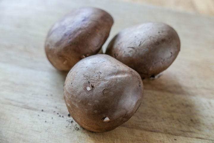 Manche Pilzgerichte funktionieren auch gut mit Resten.