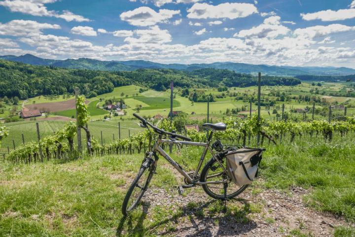 Radtouren erweitern den Horizont und sorgen für Abwechslung.