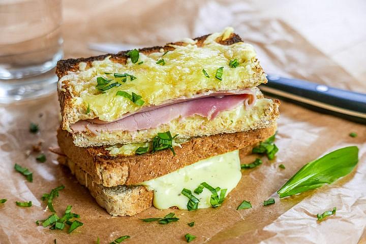 Croque Monsieur - mehr als ein französisches Fastfood Sandwich