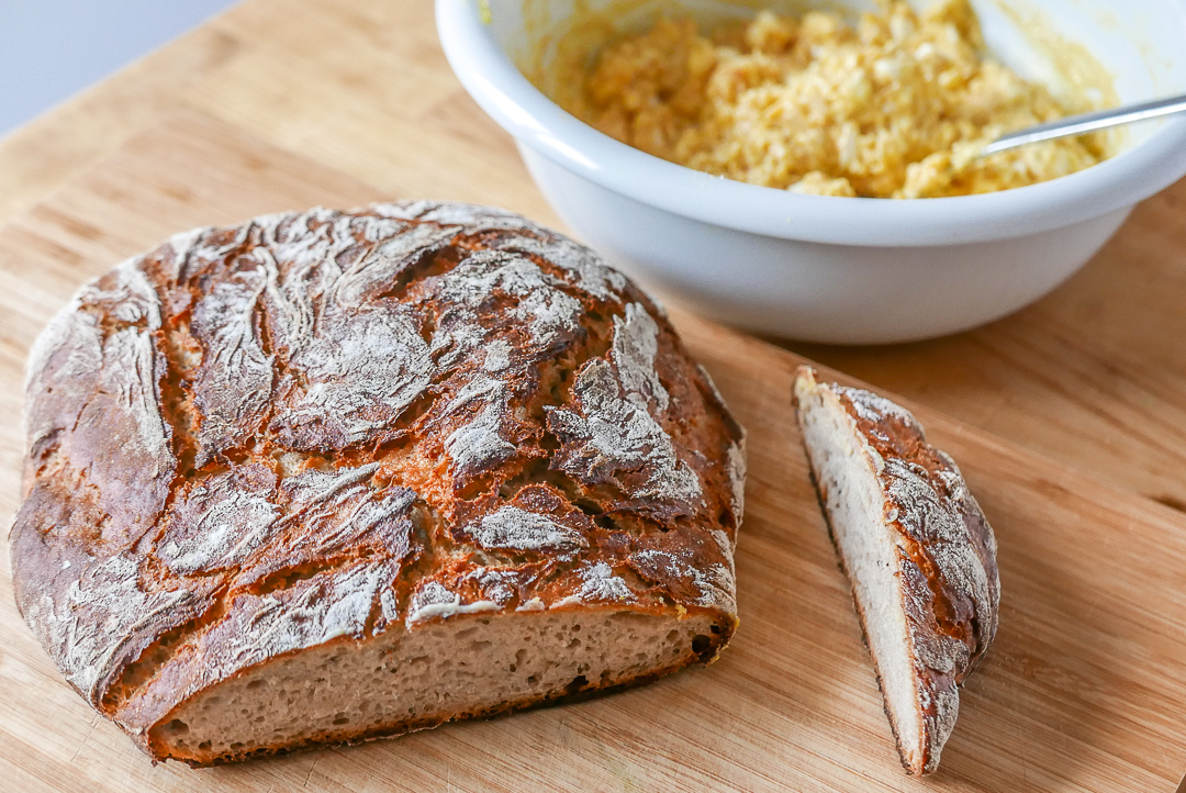 Brotaufstrich Obatzda: Mit wenig Zutaten eine originelle Alternative zu Wurst und Käse auf dem Brot.