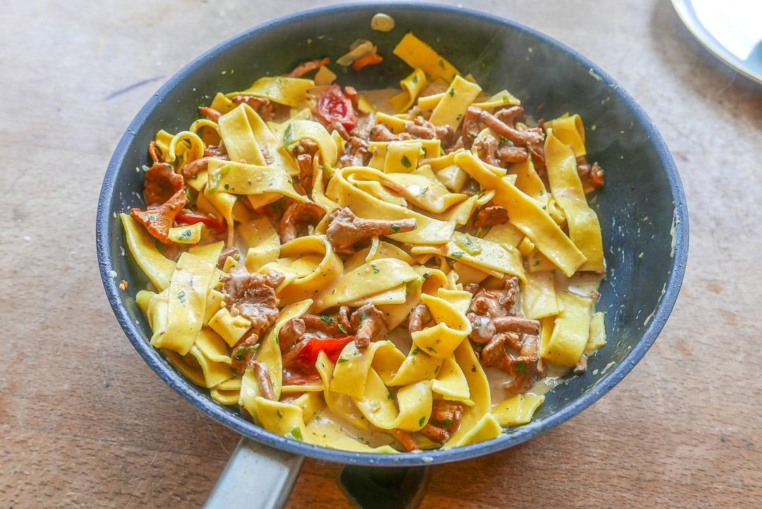 One Pot Pasta: Diese Zubereitung verspricht die beste Verbindung von Aromen.