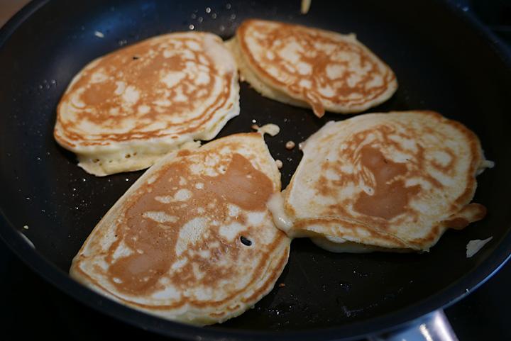 Pancakes - am liebsten amerikanisch