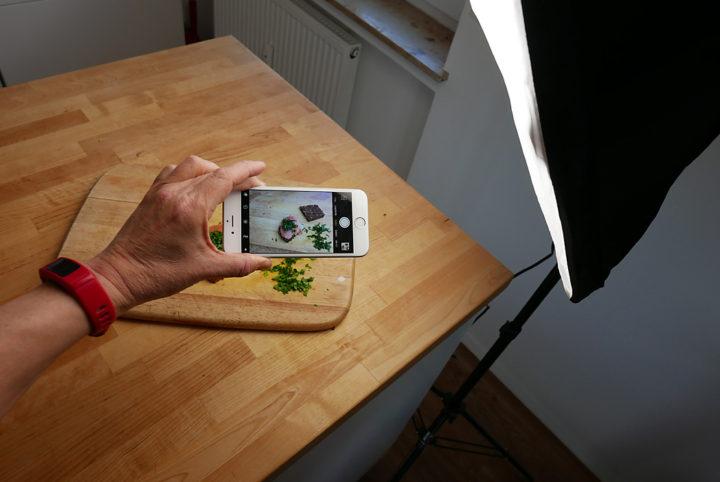 Video-Leuchte, LED-Licht oder Schreibtischlampe: Irgendwas findet sich immer