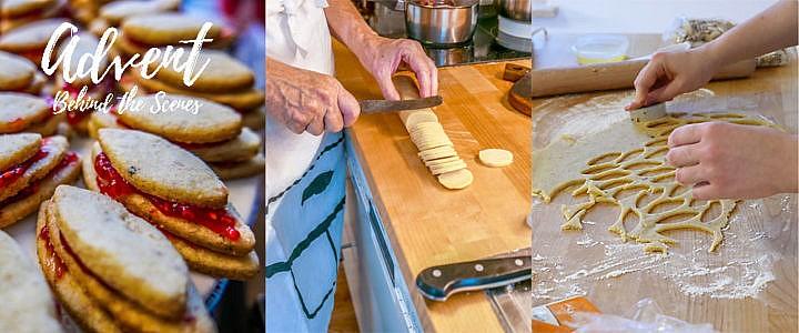 Behind the Scenes als Instagram Carousel: Wen interessiert nicht, was in einer Küche so alles passiert?