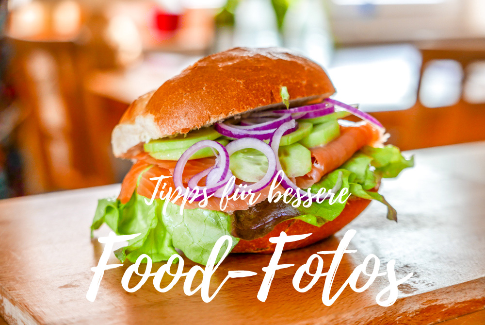 Food-Fotos: Tipps, wie Du Dein Essen fotografieren solltest